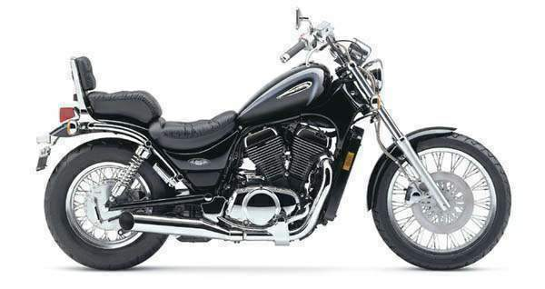 Suzuki VS 800GL Intruder technical specifications